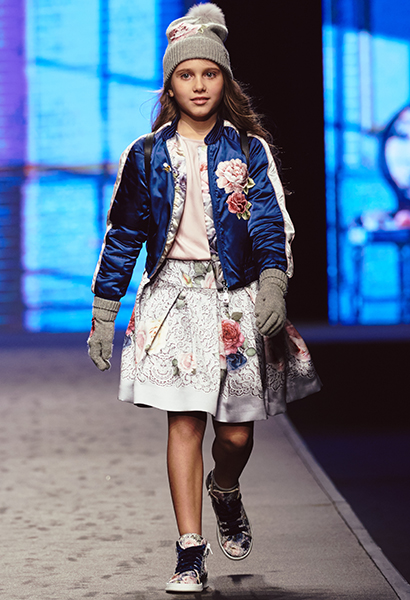 MONNALISA FALL WINTER 2017-2018 FASHION SHOW